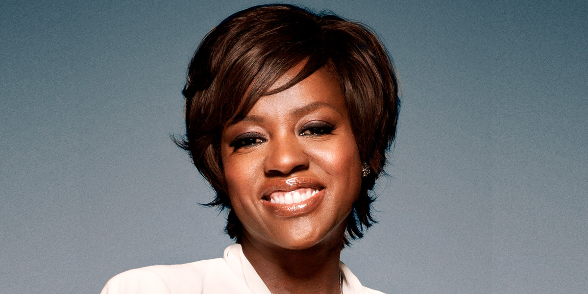 Viola Davis Smile Face HD Wallpaper Wallpaper