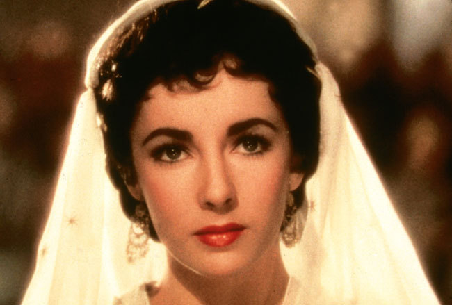 Elizabeth Taylor Wallpaper hd widescreen wallpaper Wallpaper
