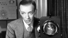 Fred Astaire in 1935, the year he made the film Top Hat. Astaire was