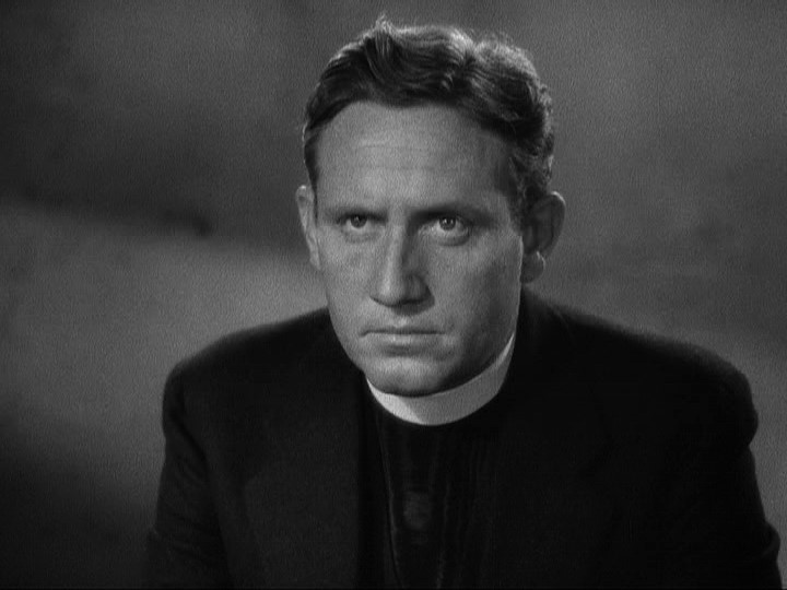 Spencer Tracy Hollywood priest hd wallpaper Wallpaper