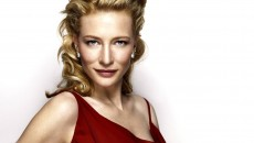 Cate Blanchett, blondes, actresses, red dress