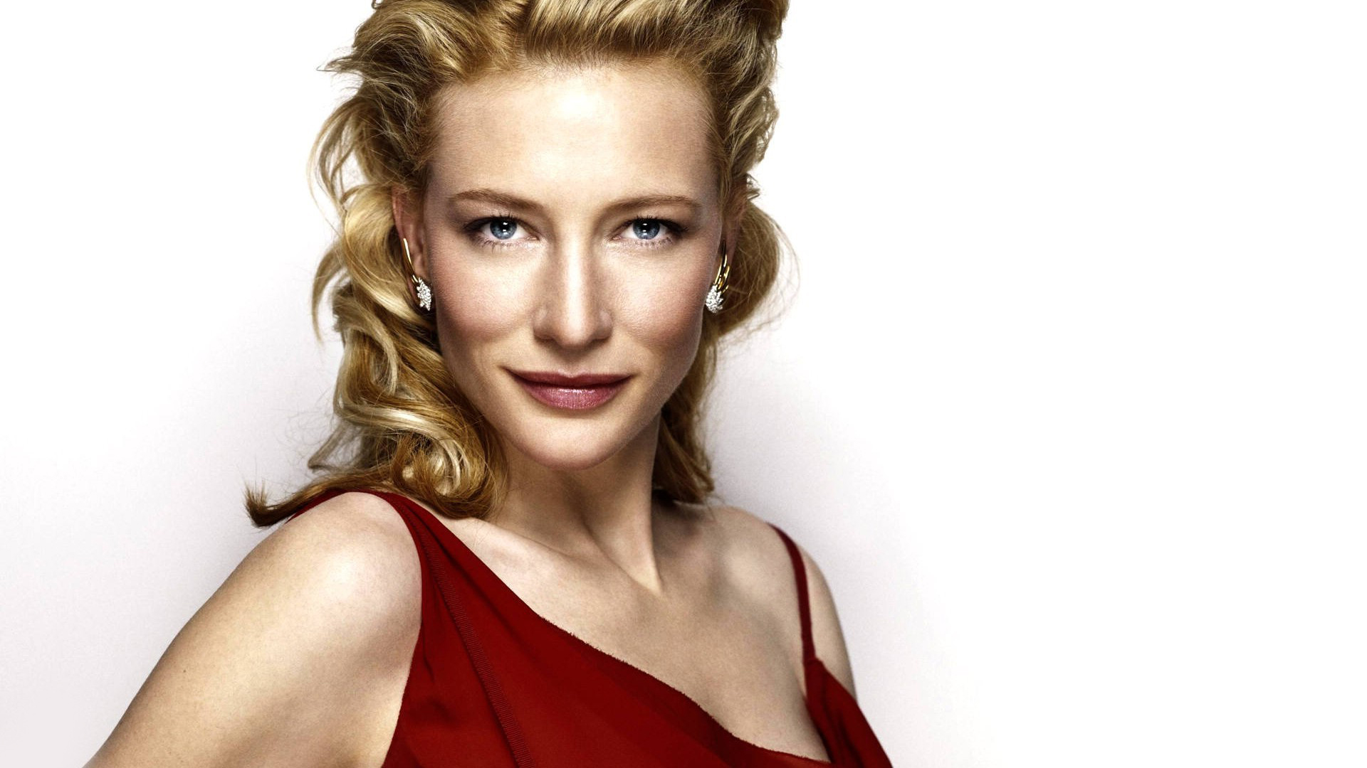 Cate Blanchett red dress hd wallpaper Wallpaper