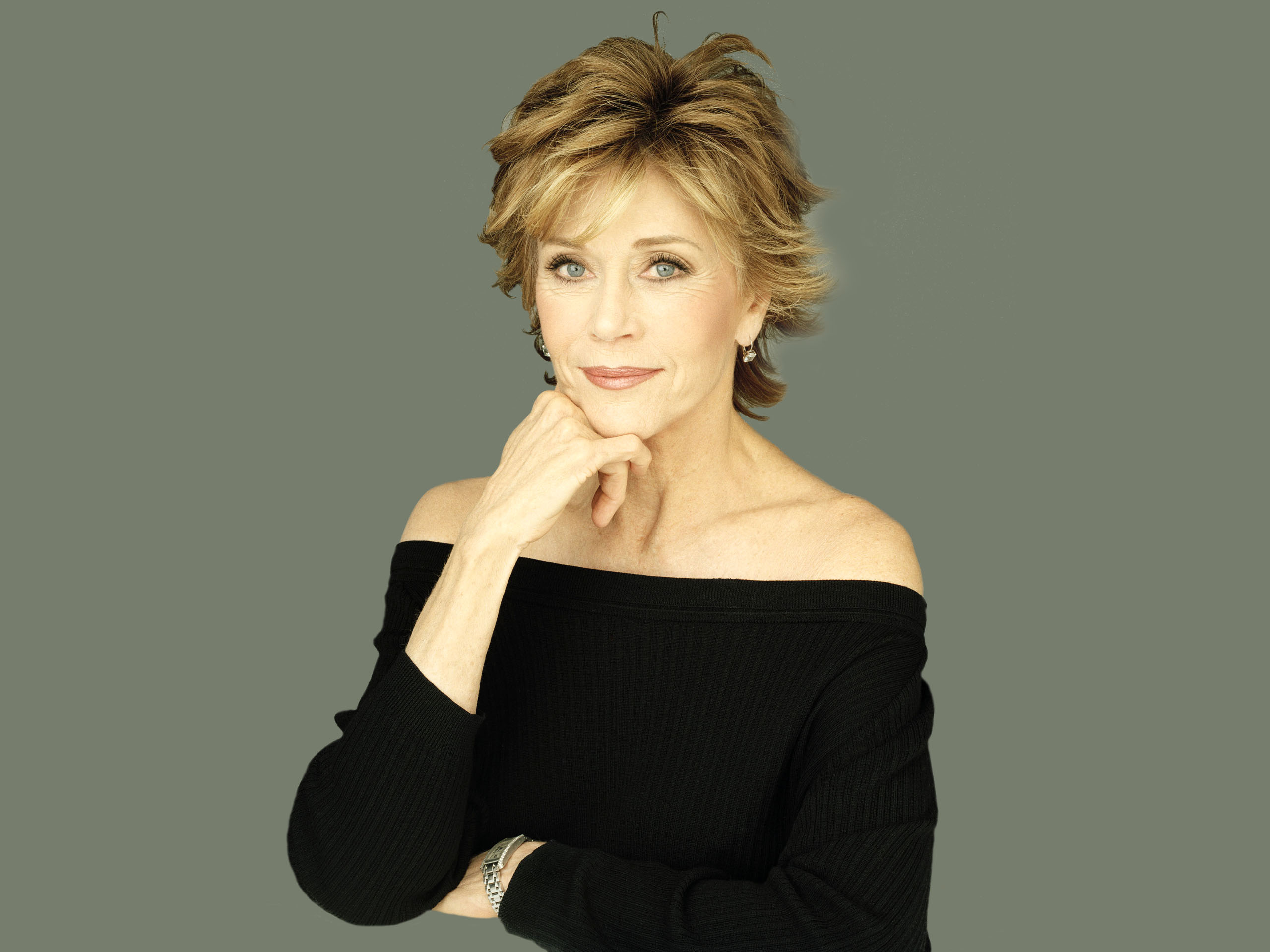 Jane Fonda hd wallpaper Wallpaper