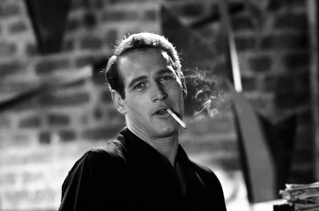 Paul Newman Celebrity Wallpaper HD Wallpaper