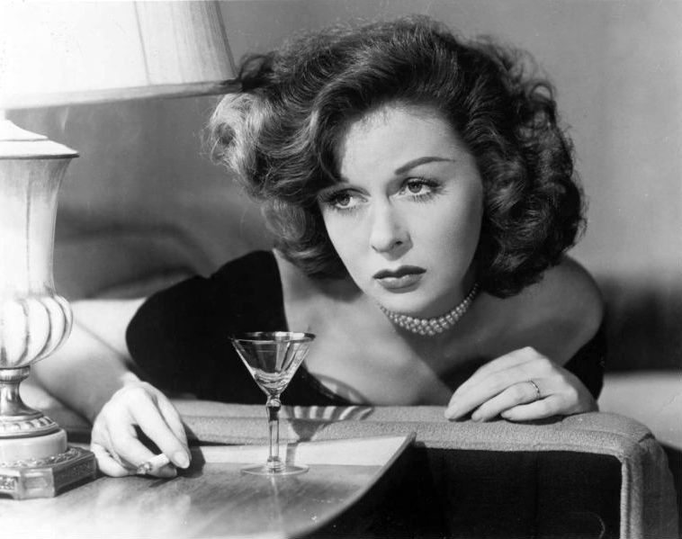 Susan Hayward  hd wallpaper Wallpaper
