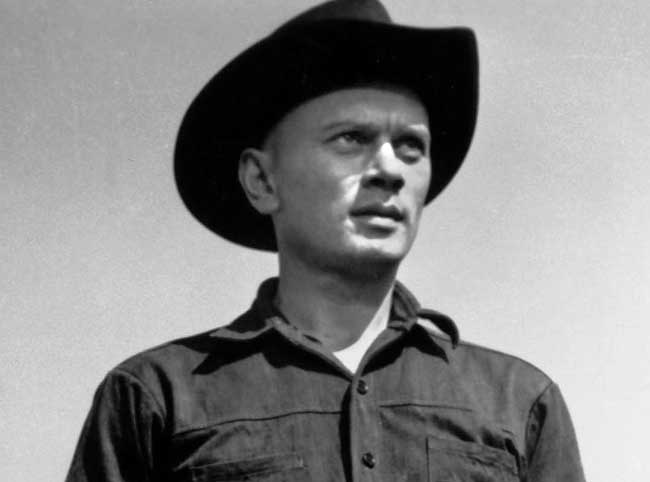Yul Brynner HD Desktop Wallpaper Wallpaper