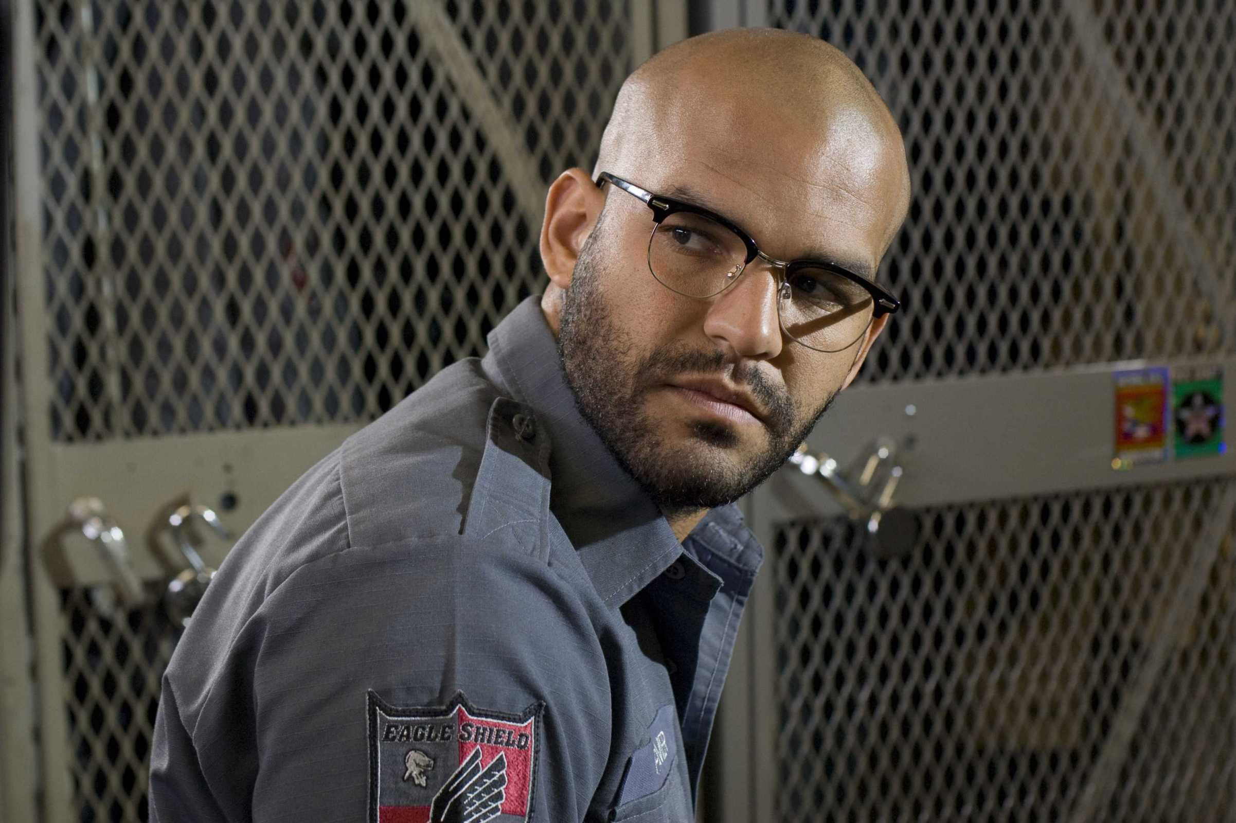 Armored Amaury Nolasco Wallpaper HD Wallpaper