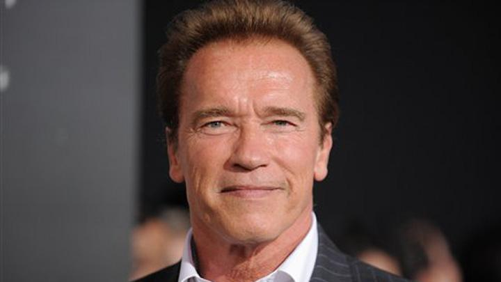 Arnold Schwarzenegger Celebrity Wallpaper HD Wallpaper