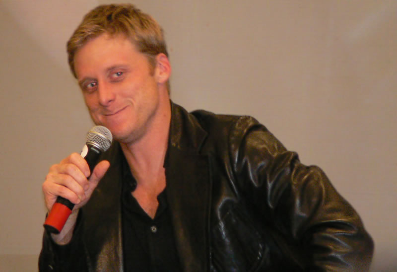 Alan Tudyk HD Desktop Wallpaper Wallpaper