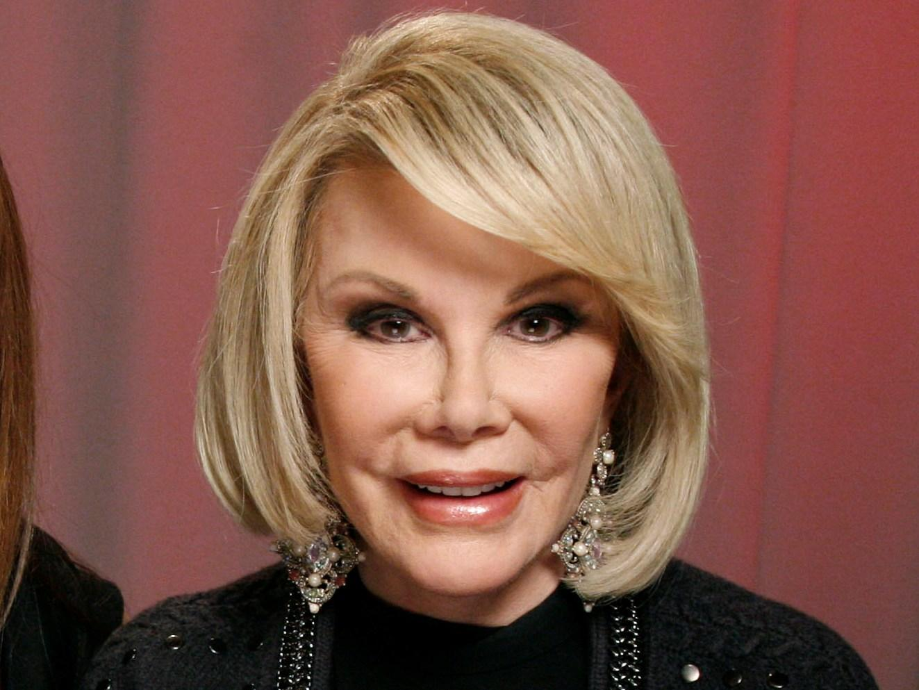 Joan Rivers Hd Wallpaper Wallpaper