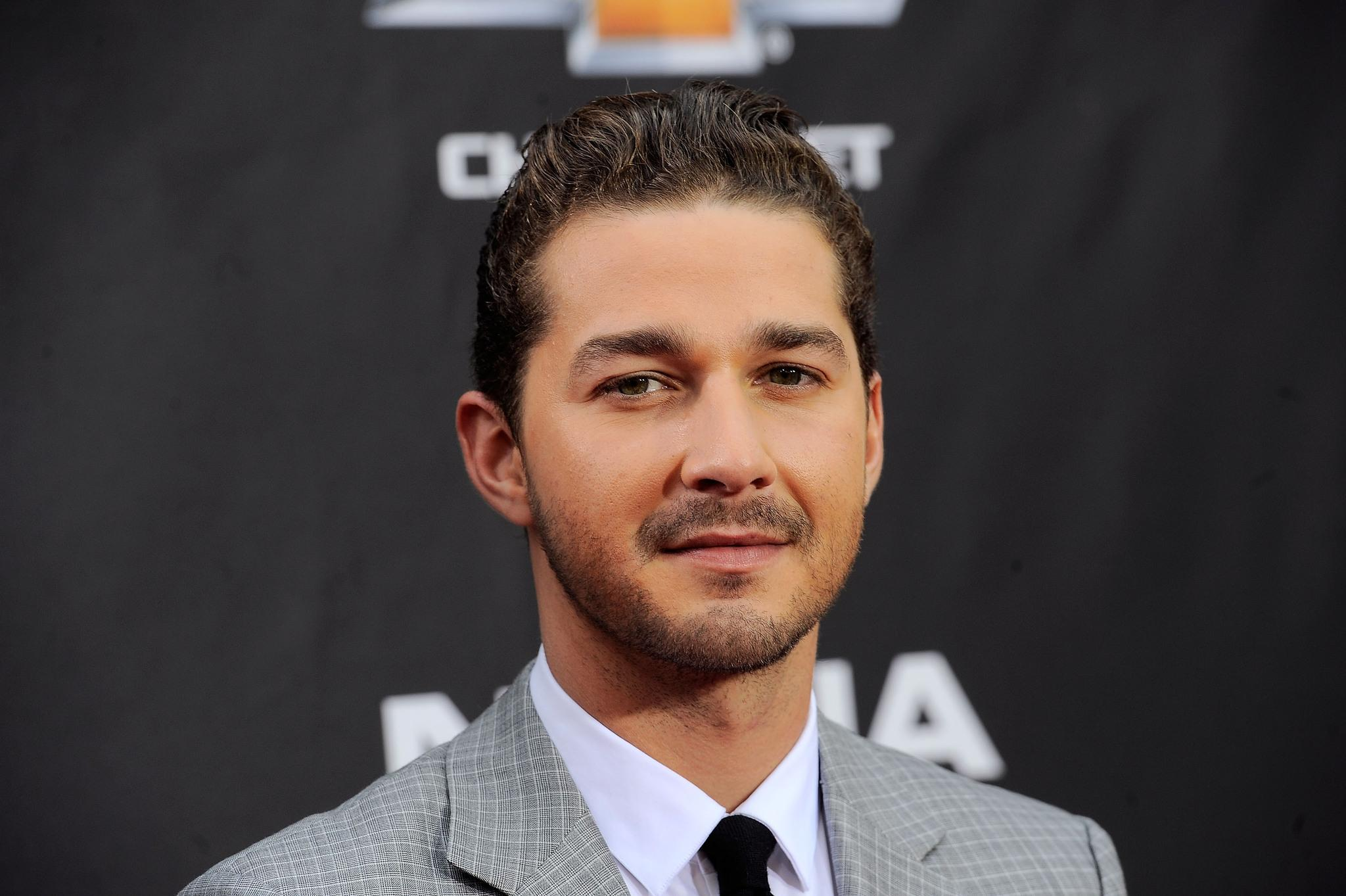 Shia Labeouf hd wallpaper Wallpaper