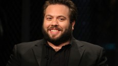Dan Fogler Actor Dan Fogler visits fuse TV\'s