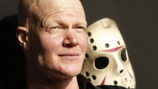 in this photo derek mears actor derek mears arrives at the premiere