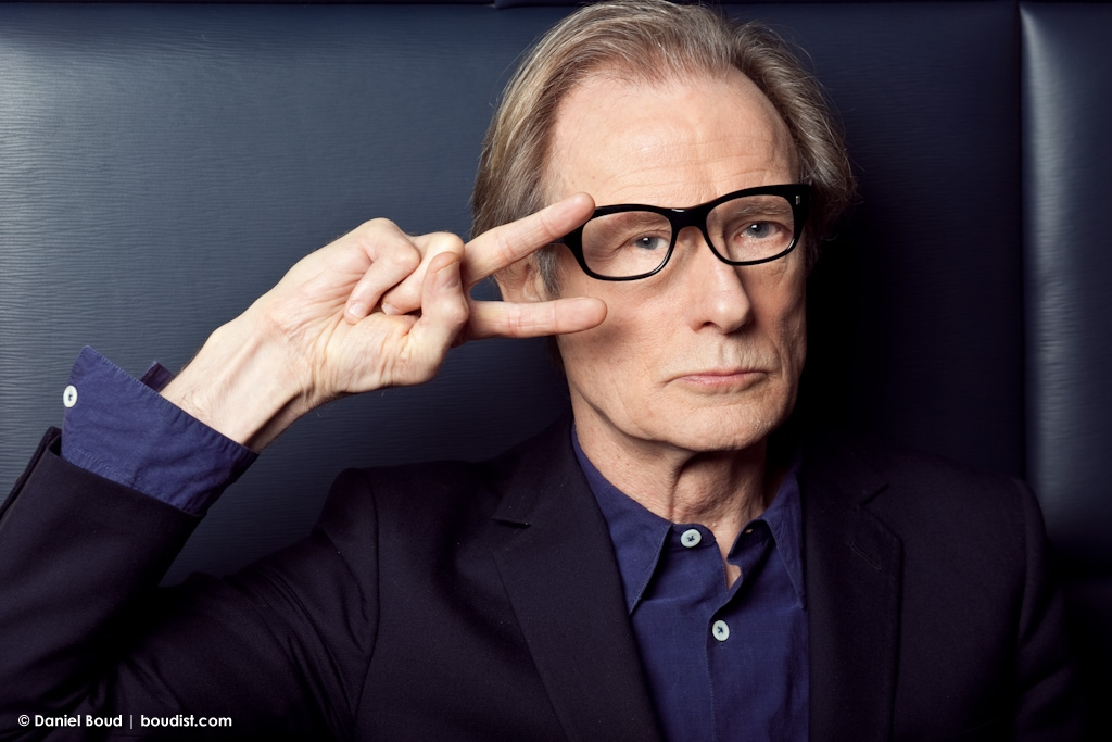 Bill Nighy Celebrity Wallpaper HD Wallpaper