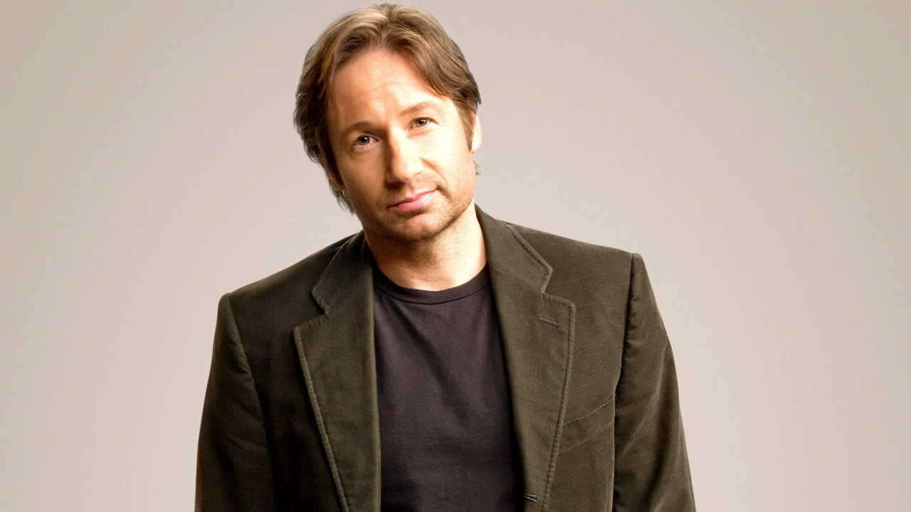 David Duchovny HD Wallpaper Wallpaper