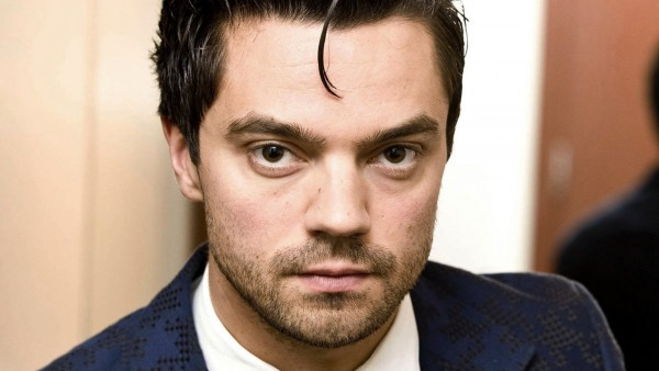 Dominic Cooper Celebrity Wallpaper HD Wallpaper