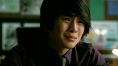 Actor Justin Chon from the movie 21 and Over