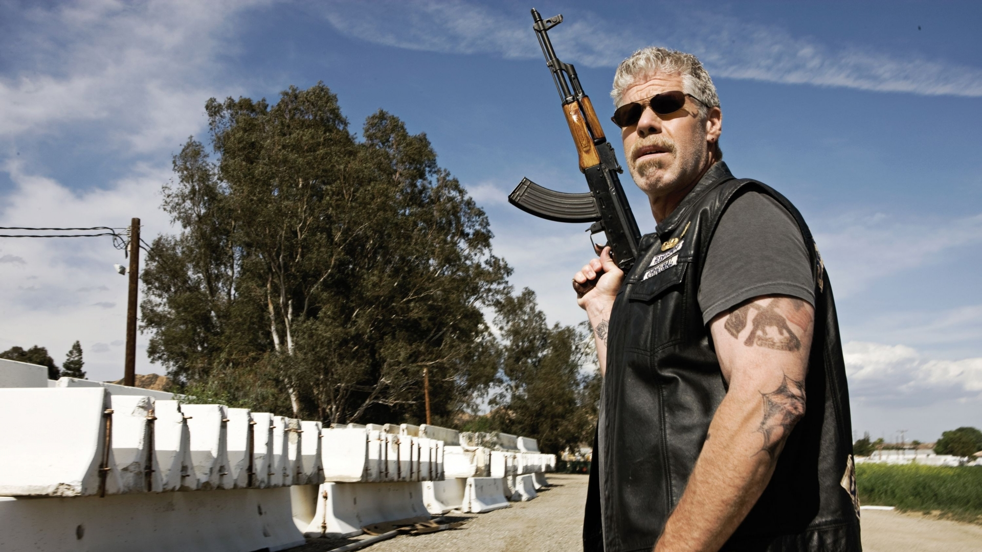 Ron Perlman HD Wallpaper Download Wallpaper