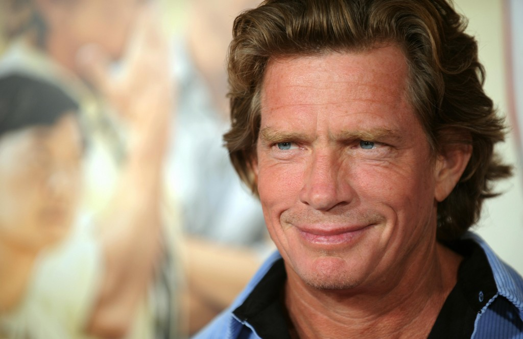 Thomas Haden Church in The Barnyard
