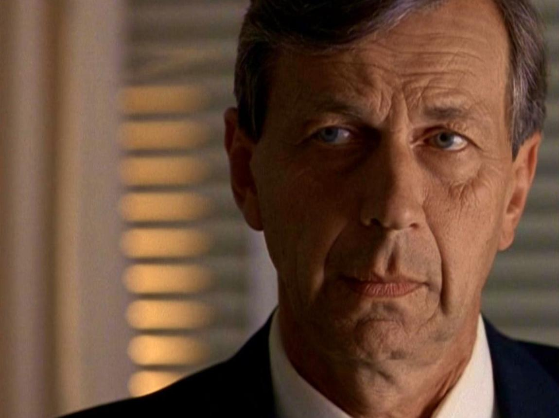 William B. Davis  hd wallpaper Wallpaper