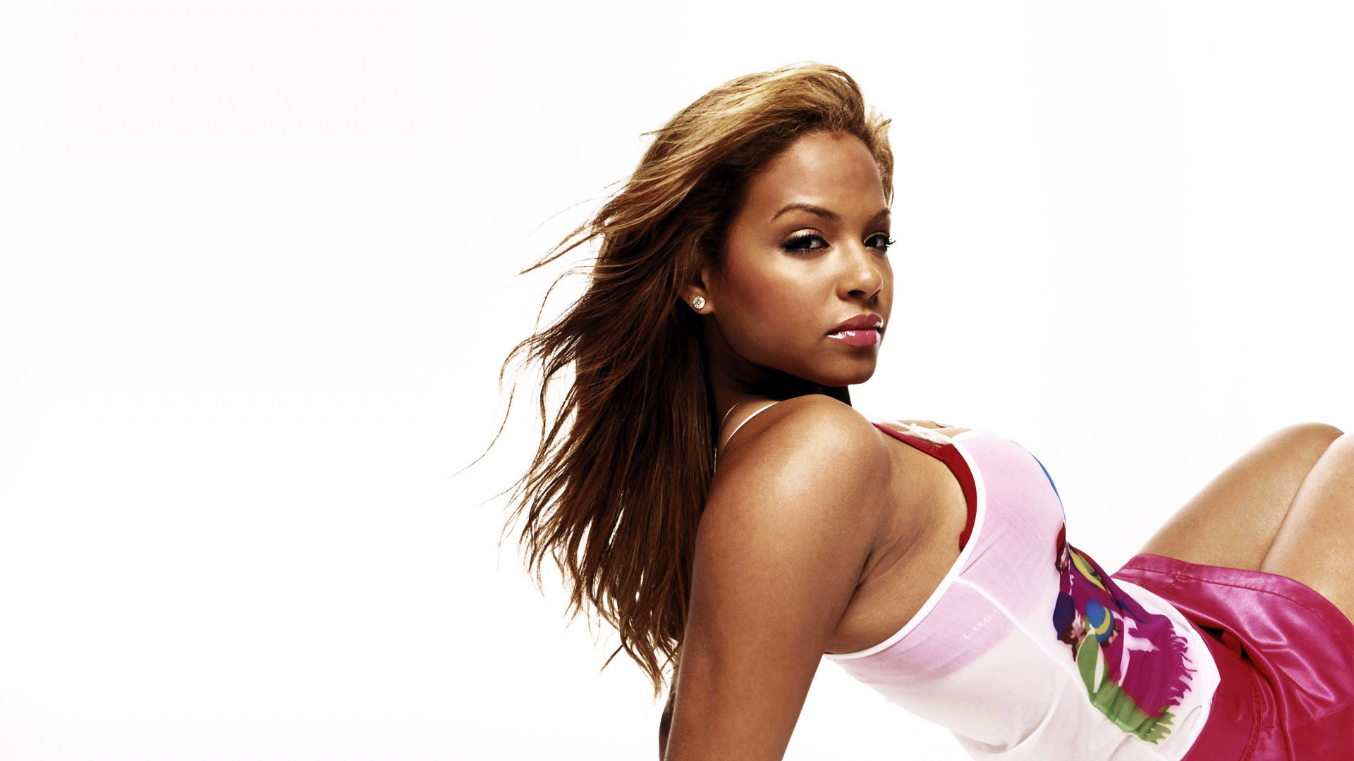 Christina Milian  Hot HD Wallpaper Wallpaper