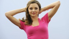 Miranda Kerr HD Wallpapers on Image Miranda Kerr sporty girl Free