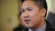 Dante Basco Actor Dant Basco attends the Pinoy Relief Benefit Concert