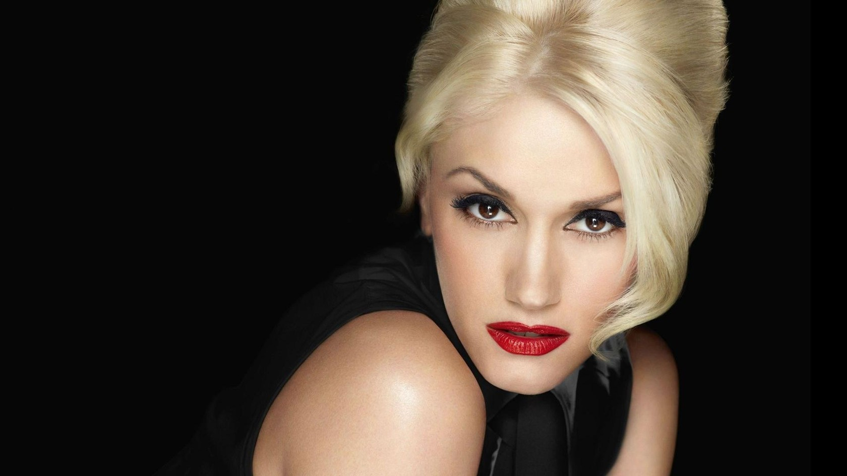 Gwen Stefani pretty wallpaper hd Wallpaper Wallpaper
