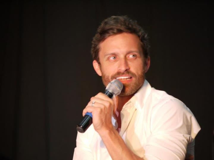 Rob Benedict  Celebrity Wallpaper HD Wallpaper