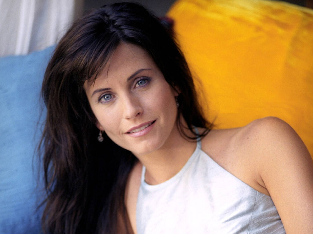 Fresh Courteney Cox hot full hd photo Wallpaper