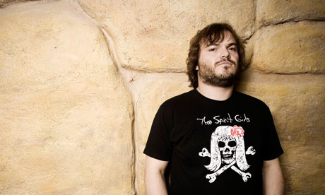 Fresh Jack Black Wallpaper HD Wallpaper