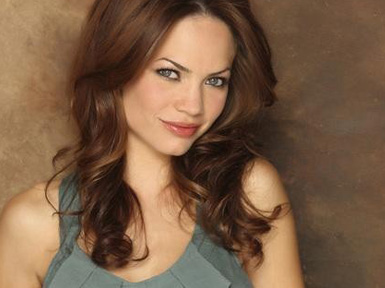 New Hot Rebecca Herbst Actresses Full HD Wallpaper Wallpaper
