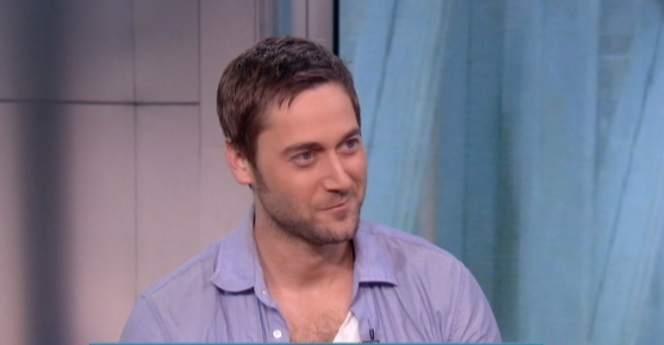 Fresh Ryan Eggold Wallpaper HD Wallpaper