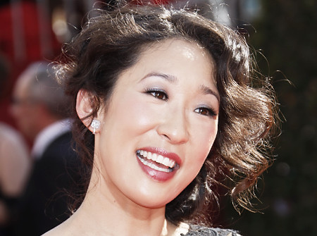 New Sandra Oh HD Desktop Wallpaper Wallpaper