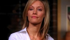 KaDee Strickland wears a Peggy Li Creations Butterfly Twist Necklace