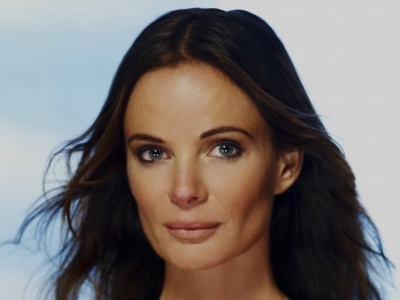 Gabrielle Anwar Celebrity Wallpaper HD Wallpaper