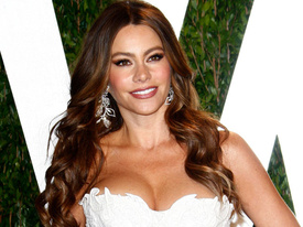 Sofía Vergara hot full hd photo Wallpaper