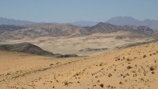 Desert Landscape, Skeleton Coast, Namibia, 2004 | Flickr - Photo