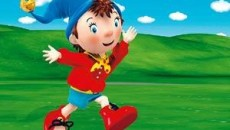 Reaching out: A Noddy cartoon image. Noddy And The Treasure Map, a