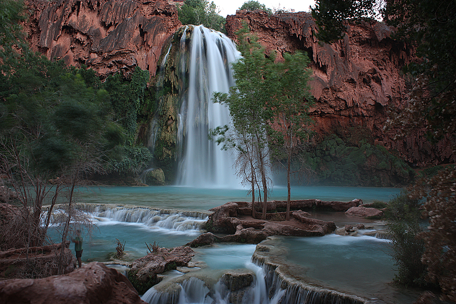 New Amazing Havasu Falls hd wallpaper Wallpaper