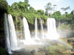 Nigeria water falls Photo HD Wallpaper Wallpaper