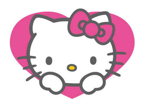 Hello Kitty Hd WallPaper Wallpaper