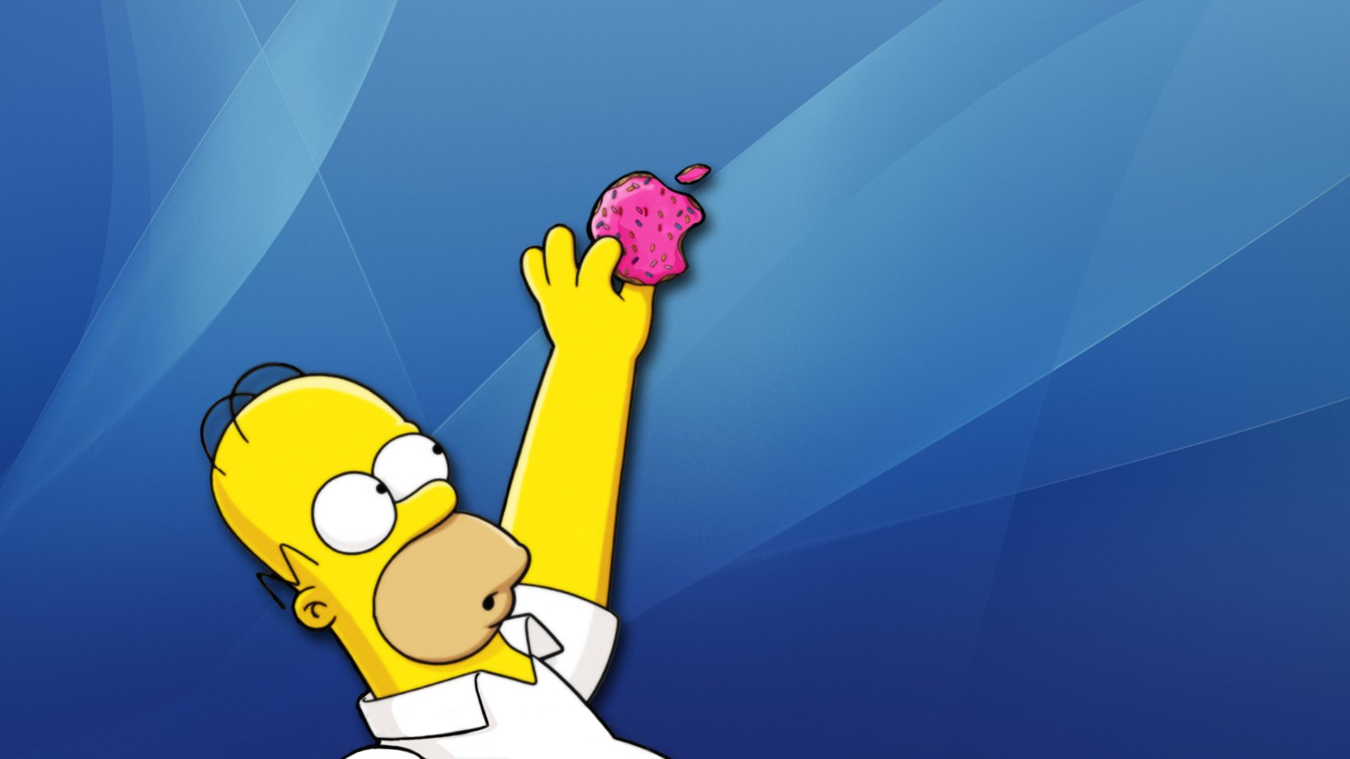 Homer Simpson New Cartoon HD  Wallpaper Wallpaper