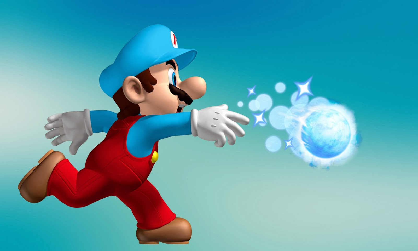 New Amazing Mario hd wallpaper Wallpaper