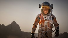 preview clip of The Martian, the upcoming science-fiction drama movie