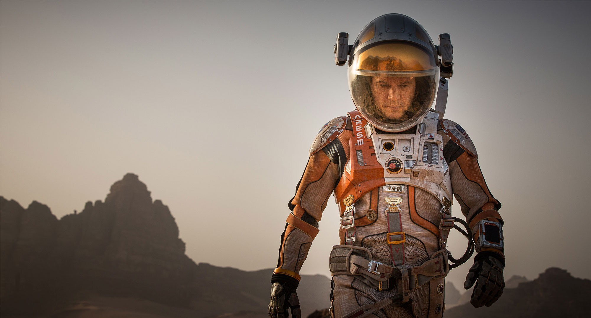 Good Quality The Martian Movie HD Wallpaper Wallpaper