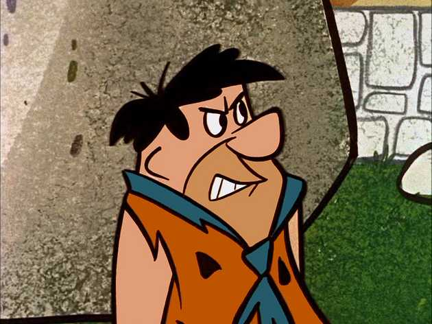 Good Quality Fred Flintstone HD Wallpaper Wallpaper