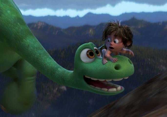 New Amazing The Good Dinosaur movie hd wallpaper Wallpaper