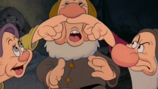 Sneezy From The Seven Dwarfs After that you\'re sneezy