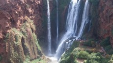 Ouzoud Waterfalls - Picture of Trekking Morocco Mountains - Day Tours